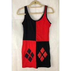 DC Comics Harley Quinn Inspired Dress